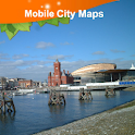 Cardiff Street Map icon