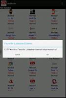 Screenshot of Canlı Tv İzle