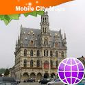 Lille Kortrijk Oudenaarde Map icon