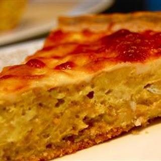 Artichoke Pie Mozzarella Recipes