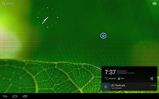 Screenshot of Led Flashlight Unlimited