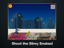 Screenshot of Prison Break Subway Runner