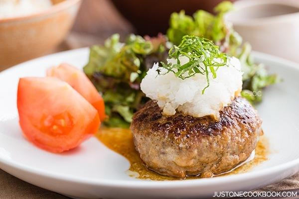 Wafu Hambagu (Japanese Hamburger Steak) Recipe | Yummly