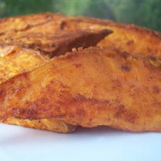 Sweet Potato (Kumara) Wedges
