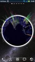 Screenshot of 3D Globe Visualization Pro