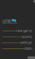 Screenshot of jumpr