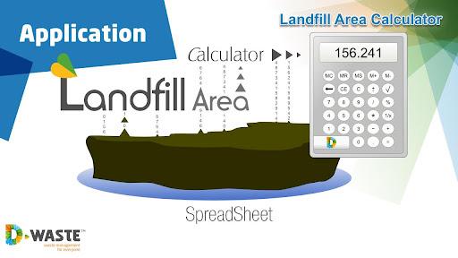 Landfill Area Calculator