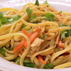 Asian Summer Pasta Salad