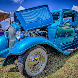 1932 Plymouth PB Coupe by Ron Meyers - Transportation Automobiles