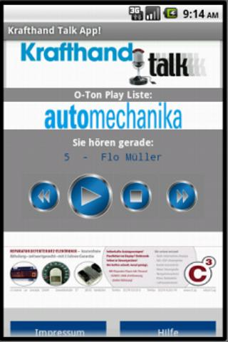 Krafthand Talk