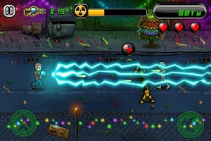 Screenshot of Zombie City2 -Xmas