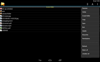 Screenshot of S3AnywherePro