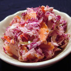 Vegetable Cole Slaw