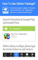 Screenshot of Valentine - Photo Grid Plugin