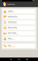 Screenshot of Scoala Auto - Chestionare Auto