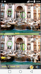 Find difference Vatican City - screenshot