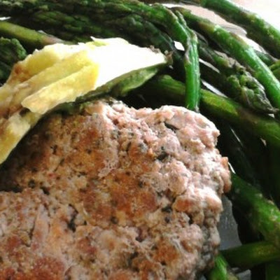 Simple Paleo Chicken Burgers