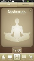 Screenshot of Meditate Free Meditation Timer