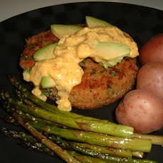 Crumbed Avocado Steak