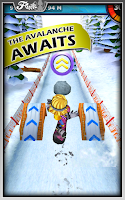 Screenshot of Snow Racer Friends Free