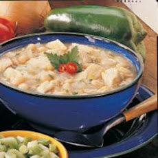 White Chili with Chicken