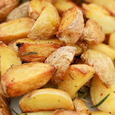 Roasted Potatoes on the Grill Recipe