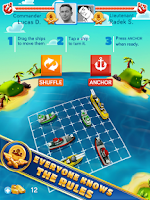 Screenshot of BattleFriends at Sea