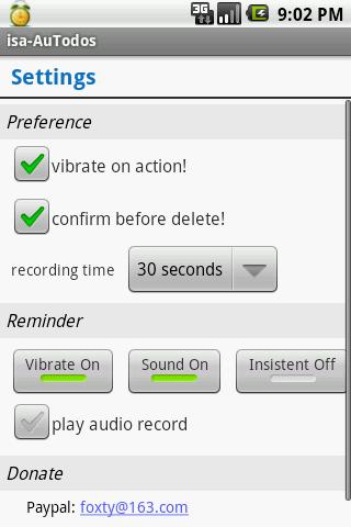 玩生產應用App|Audio Reminder(中文版)免費|APP試玩