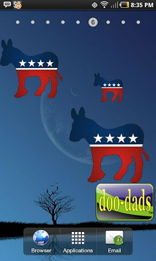 Democrat doo-dad