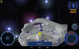 Screenshot of Cosmic Storm LT