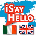 iSayHello Italian - English icon