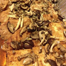 Chicken or Tofu Marsala