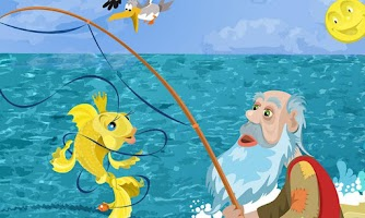 Screenshot of The Fisherman & Golden Fish