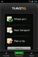 Screenshot of TRANSITiQ