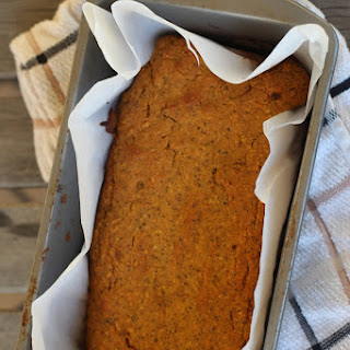 Chai Pumpkin Bread