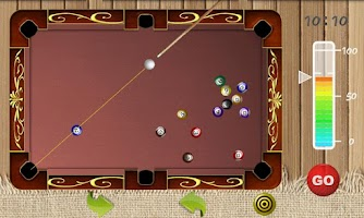 Screenshot of Pool Master Pro