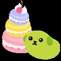 BatteryWidget SweetsMAME-SHIBA icon