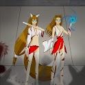 Megami Saga Live Wallpaper