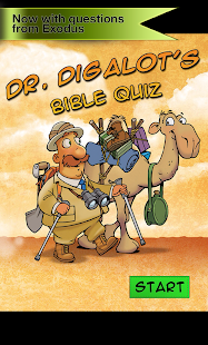 Kids' Bible Quiz - screenshot