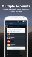 Screenshot of Phonegram for Instagram
