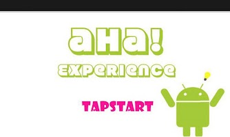 Screenshot of aha!experience