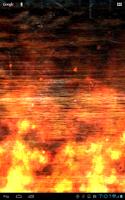 Screenshot of KF Flames Live Wallpaper