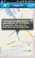 Screenshot of Tietgen HG