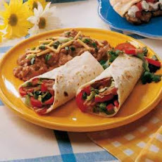 BLT Tortillas