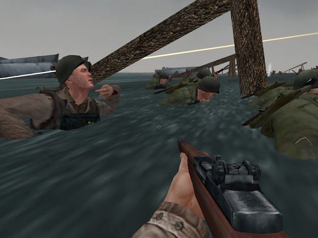 Medal of Honour: Allied Assault