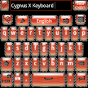 Cygnus X GO Keyboard icon