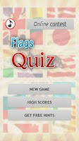 Screenshot of Flags Quiz
