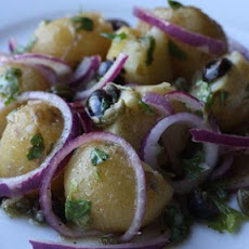 Greek Potato Salad