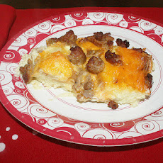 Easy Country Breakfast Casserole