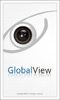 Screenshot of GlobalViewMobile